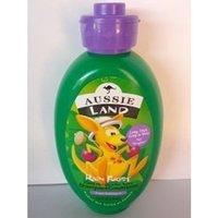 Aussie Land RainForest Shampoo + Conditioner Grape Bubblegum 10.1oz