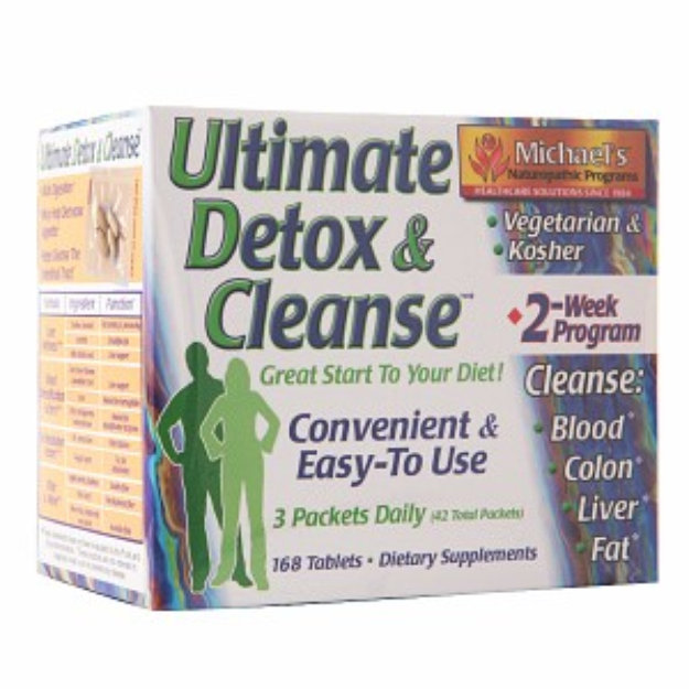 Michaels naturopathic programs ultimate detox cleanse 2 week michaels naturopathic programs ultimate detox cleanse 2 week program reviews malvernweather Image collections