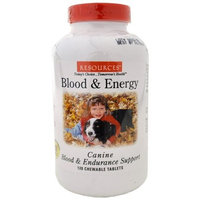 RESOURCES Canine Blood Endurance (120 Tablets)