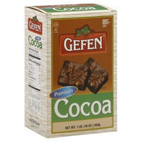 Gefen Baking Cocoa, 16-Ounce (Pack of 3)