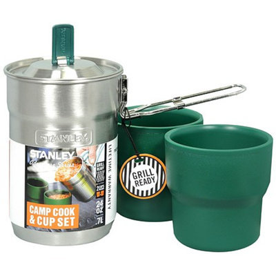 Stanley Adventure Series Camp Cook and Cup Set