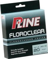 P-line P-Line Floroclear Fishing Line