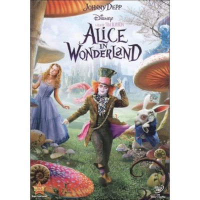 Disney Alice in Wonderland - Widescreen AC3 Dolby - DVD