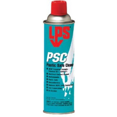 LPS 04620 PSC, Non-Flammable Contact Cleaner,18 oz.
