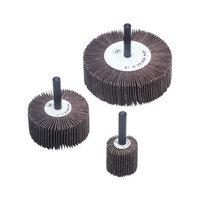 CGW Abrasives Flap Wheels - 1x1x1/4 alum oxide 60 grit flap wheel (Set of 10)