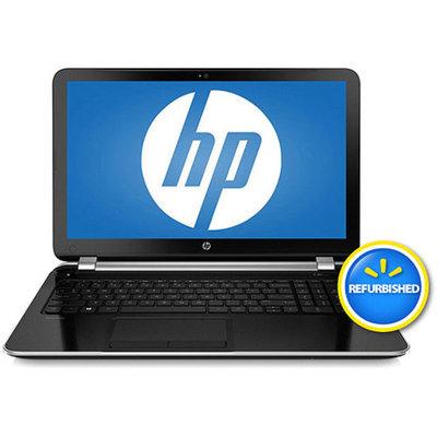 Hewlett Packard HP Refurbished Sparkling Black 15.6