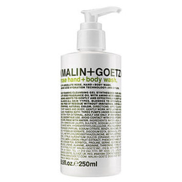 Malin+goetz MALIN+GOETZ Rose Hand+Body Wash, 8.5 oz
