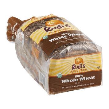 Rudi's Organic Bakery Bread 100% Whole Wheat
