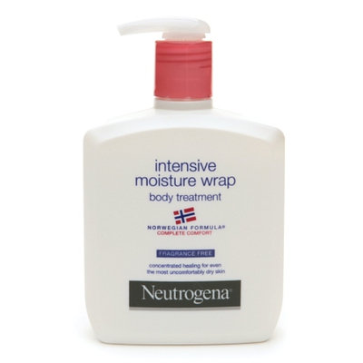 Neutrogena Norwegian Formula Intensive Moisture Wrap Body Treatment