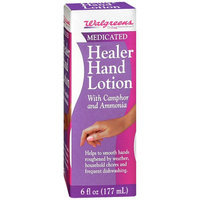 Walgreens Medicated Healer Hand Lotion