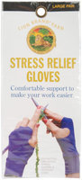 Lion Brand Stress Relief Gloves, 1-Pair, Large