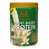 Herbal Zen Nutrition(tm) 100% Pure Plant-Based Protein - Vanilla