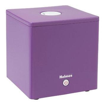 Holmes Ultrasonic Cube Humidifier- Pink