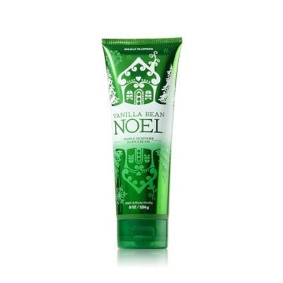 Bath Body Works Bath and Body Works Holiday Traditions Vanilla Bean Noel Triple Moisture Body Cream