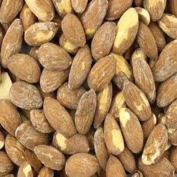 Nuts BG16667 Nuts Almonds Roast & Salted - 1x15LB