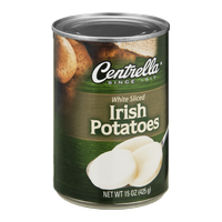 Centrella Irish Potatoes White Sliced
