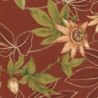 Blazing Needles Passion Ruby Chair Cushion 93450-REO-16