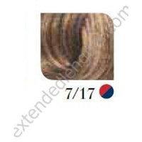 Wella Koleston Perfect Permanent Creme Haircolor 1:1 7/17 Medium Blonde/Ash Brown