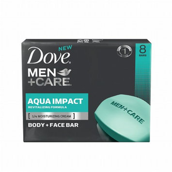 Dove Men+Care Body & Face Bar Soap