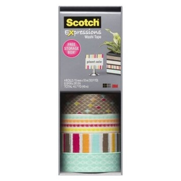 Scotch Washi Tape Multi Pack