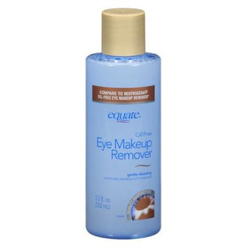 Equate Oil-Free Eye Makeup Remover, 5.5 fl oz