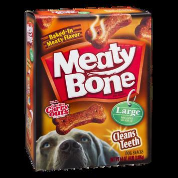Meaty Bone Large Dog Snacks