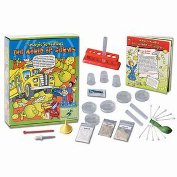 Young Scientists Club Magic School Bus World of Germs Ages 5+
