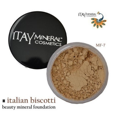 Itay Beauty Mineral Cosmetics Itay Beauty 100% Natural Mineral Foundation Mf-7