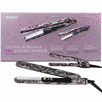 Amika Titanium Digital Pro Styling System