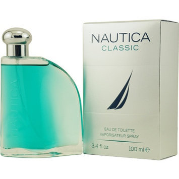 Nautica Eau De Toilette Spray 3.4 oz
