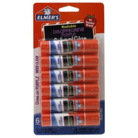 Elmers Products Inc Elmers 6ct Glue Stick 1.26oz