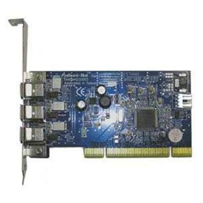 Unibrain Fireboard-Blue 3-port 1394a Firewire Adapter