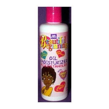 Dark and Lovely Beautiful Beginnings Softening Oil Moisturizer Oil Kids, 8 Ounce