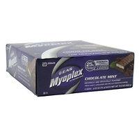 EAS Myoplex Nutrition Bar Strength Formula-Chocolate Mint-Box - 6 Bars - Box