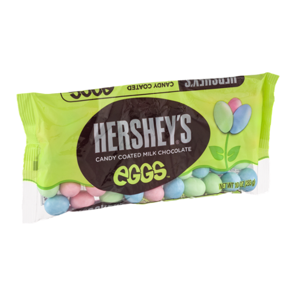 Hershey's Easter Candy Coated Milk Chocolate Eggs