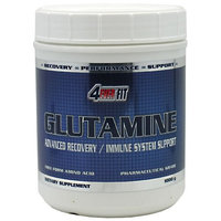4ever Fit L-Glutamine, Powder 1000 g