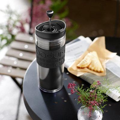 Bodum 15 Oz. Travel Press Coffee Maker (11100-01BUS)y