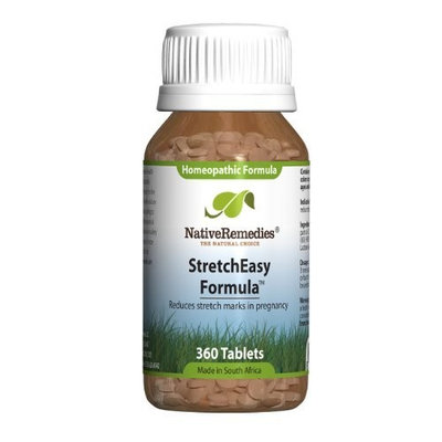 Native Remedies StretchEasy Formula to Treat and Prevent Stretchmarks, 360 Tablets