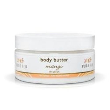 Pure Fiji Body Butter - Mango 8 fl oz - 8 fl oz