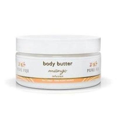 Pure Fiji Body Butter - Mango 8 fl oz - 8 fl oz