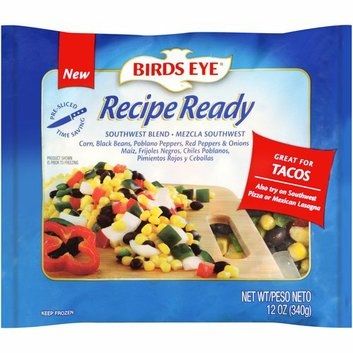 Birds Eye Recipe Ready Southwest Blend