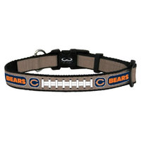 GameWear Chicago Bears Reflective Toy Football Collar