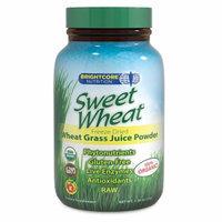 Sweet Wheat Freeze Dried Wheat Grass Juice Powder