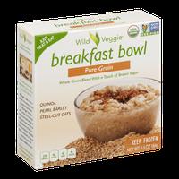 Wild Veggie Breakfast Bowl Pure Grain