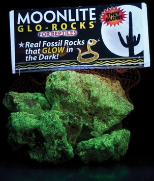 Caribsea 013171 Moonlite Glo-Rocks 5 Lb Bag