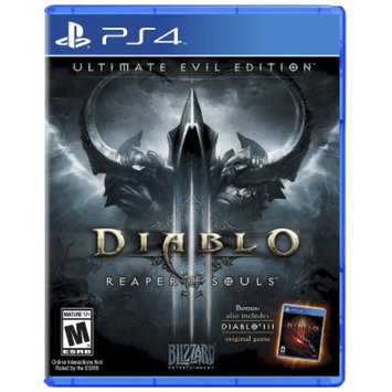 Blizzard Entertainment Diablo III Reaper of Souls: The Ultimate Evil Edition (PlayStation 4)