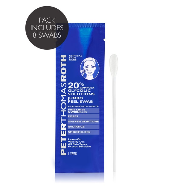 Peter Thomas Roth 20% Complex Glycolic Soultions Jumbo Peel Swabs