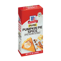 McCormick® Pure Pumpkin Pie Spice Blend Extract