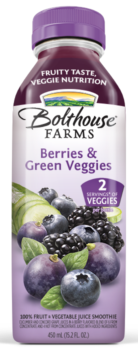 Bolthouse Farms Berries & Green Veggies