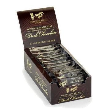 Hawaiian Host   Discount Hawaiian Gifts, Inc. Hawaiian Host Dark Chocolate Macadamia Nut 24 - .74oz